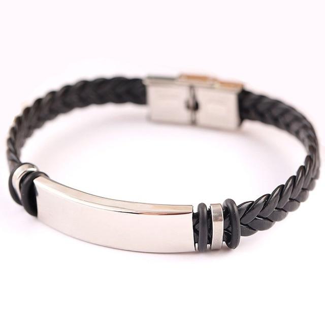 Wristband Men Women Rubber...
