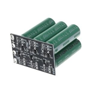Image 4 - 16V 20F Ultracapacitor Motore Batteria di Avviamento Auto di Richiamo Super Condensatore # fila Singola/Doppia fila Dropship