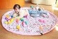 INS Мода Европа Детские Дети противоскользящие Утолщение игровой коврик cat животных шаблон Ковер коврик игры одеяло 115 Х 115 СМ
