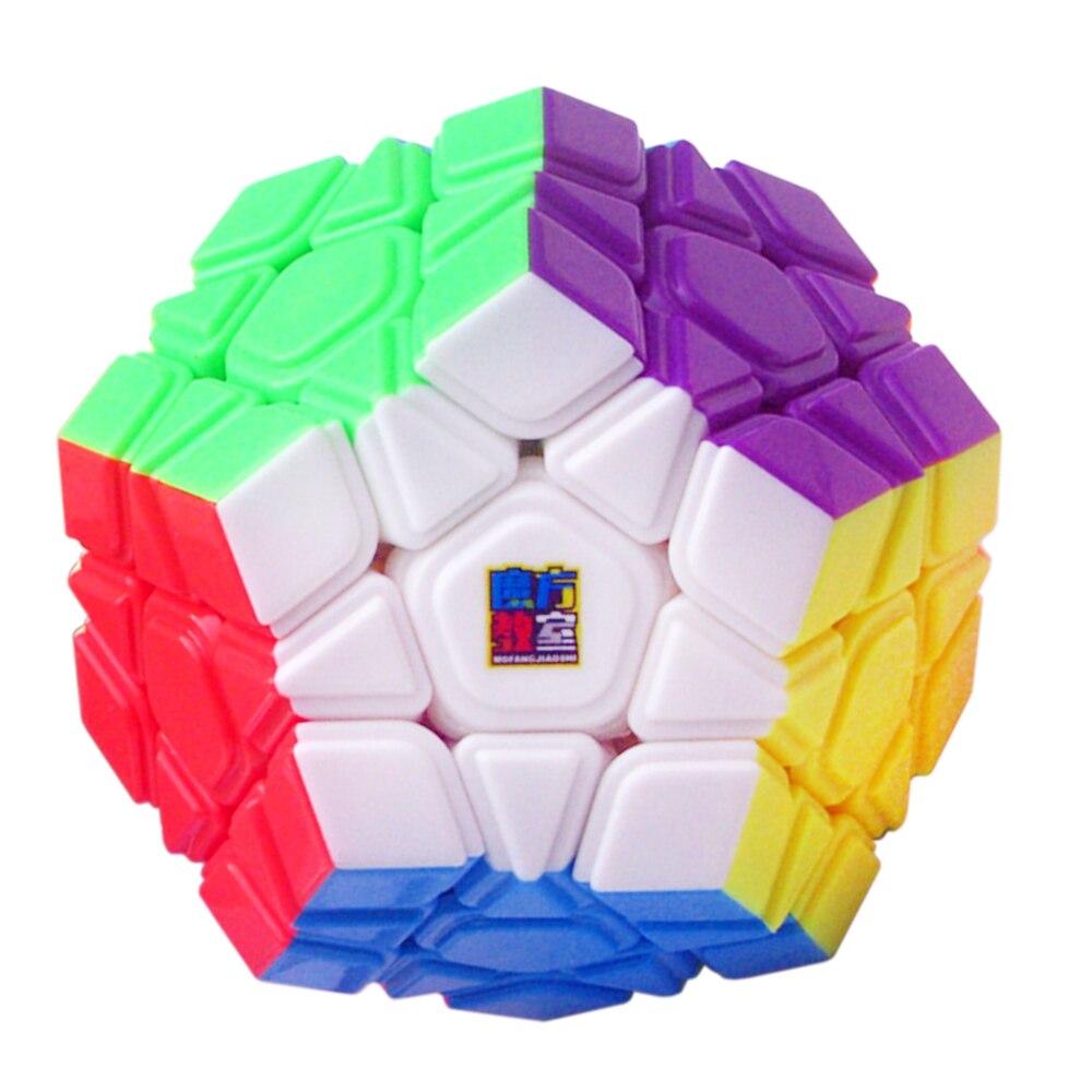 Classe de MoYu Megaminx Magic Cube 3*5*12 sur 3x5x12 Puzzle Cube Jouet pour Enfants Trois Couches Professionnel Vitesse Cubo Megico