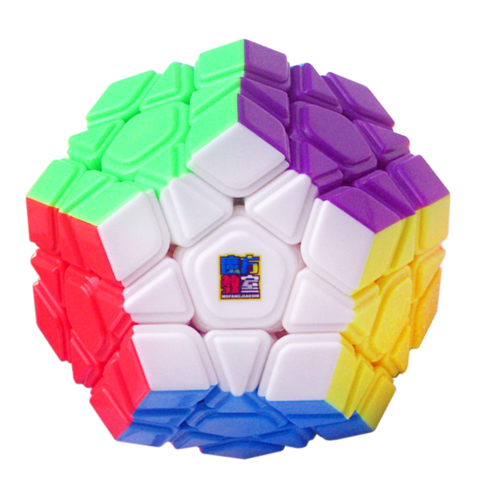 MoYu's Classroom Megaminx Magic Cube 3*5*12 on 3x5x12 Puzzle Cube Toy for Children Three Layers Professional Speed Cubo Megico