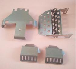 TRX4 TRX-4 T4 Edelstahl Vorderen Unteren Stoßfänger + Hinten Schutz + Achse + Getriebe Montieren Schutz Skid Platte Rüstung