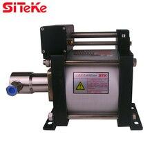 SITEKE AH28 Air Driven Liquid Pumps  Max Output Pressure 232.4 Bar Gas-liquid booster pump for oil or water applications