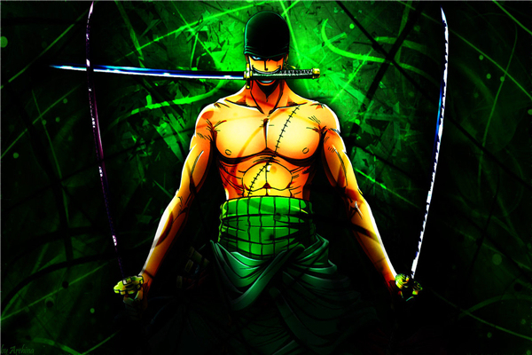 Canvas Arts One Piece Figure Posters One Piece Anime Wall Stickers Home Decor Zoro Stickers