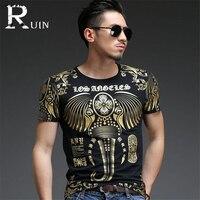 Trendsetter Show 2015 New Fashion Men S T Shirt Brand Gilt Handsome Man Short Sleeve T