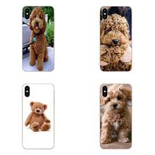 Soft Phone Cover Case Coque Pluizige Teddybeer Mooie Voor Huawei P7 P8 P9 P10 P20 P30 Lite Mini Plus pro 2017 2018 2019(China)