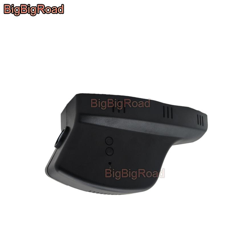 BigBigRoad Car DVR Wifi Video Recorder DashCam Camera For BMW 3 5 7 Series X1 X5 X6 e46 318i X3 e83 Car Black Box FHD 1080P patrick leblanc applied microsoft business intelligence