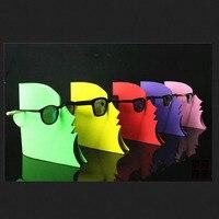 EVA Figure Man Head Sunglasses Glasses Spectacles Retail Shop Display Stand Holder Rack Case Organizer