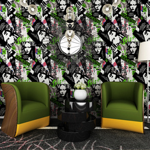 american style personalized fashion magazine wallpapers home improvement non woven children bedroom wallpaper roll for walls - Free Home Improvement Magazines
