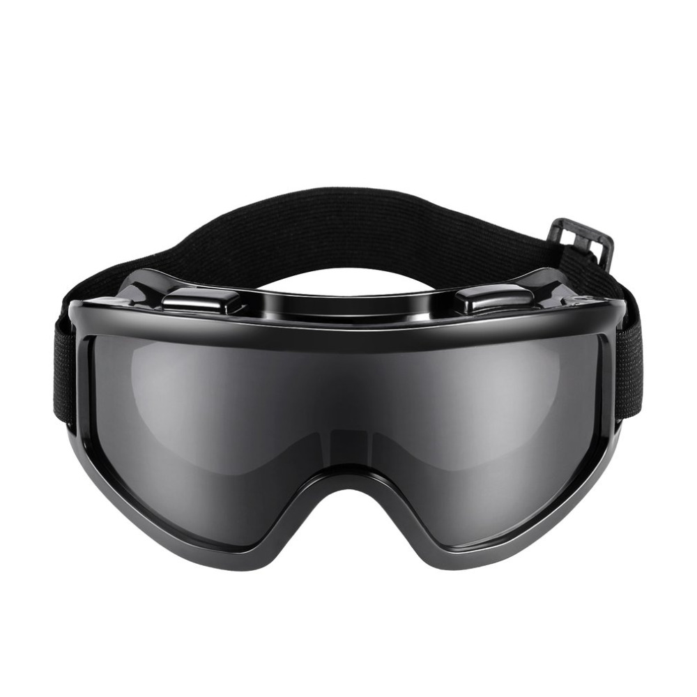 PC Lens Goggles Protective Glasses Protect Eyes Mask Dust-Proof Wind-proof Striking Resistant Safety Security Labor Goggles image