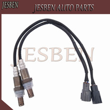 Newly High quality 2PCS Oxygen Sensor Lambda Sensor For TOYOTA Estima ACR30 ACR40 Part No# 89465-28320 & 89465-28330