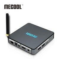 MECOOL BB2 Pro Smart TV Box Amlogic S912 64 Bit Octa Core ARM Cortex A53 3GB
