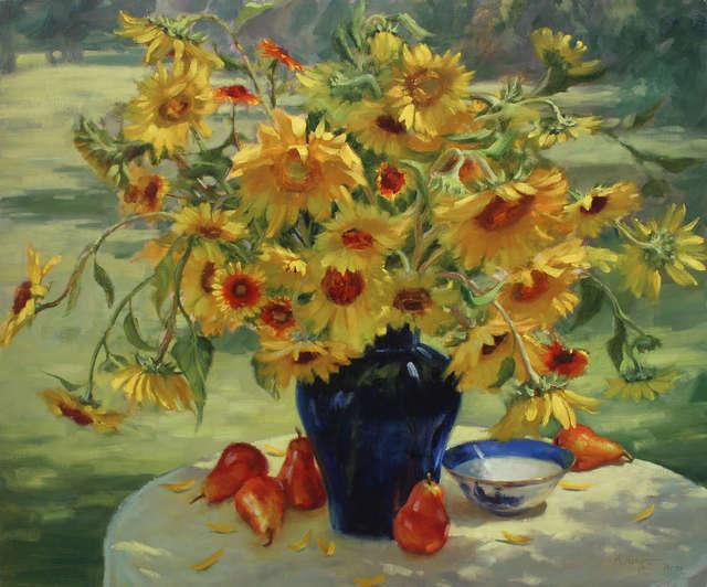 Cadeau d\u0027anniversaire Vase fleur image IX acheter Fleurs Nature Morte toile  peinture gravures hd