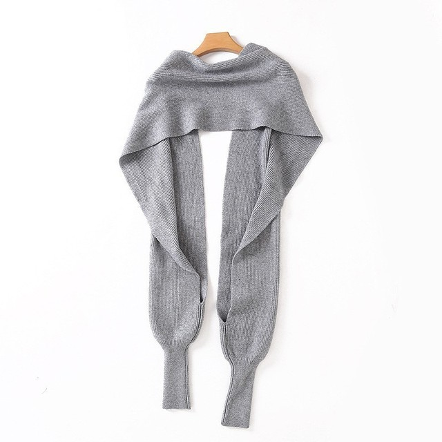 Sweater Scarf - 4 Colors 3