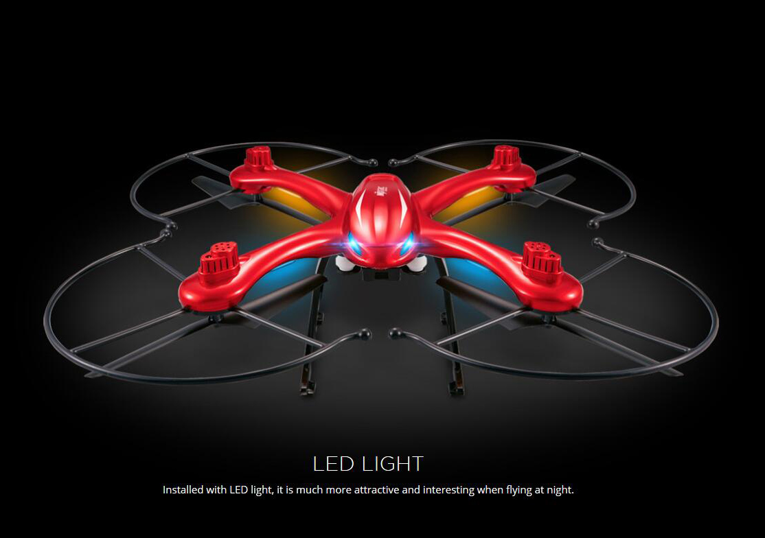 MJX X102H Upgrade X101 X SERIES 2 4G 4CH 6Axis Altitude Hold Headless Mode One Key