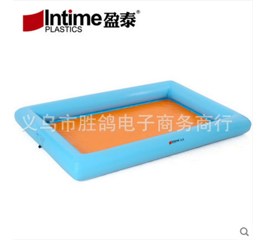 3m Inflatable Pool kids children splashing tub inflatable ocean balls Sand Pool 200x 300cm Sandbox Sand Pit commercial sea inflatable blue water slide with pool and arch for kids