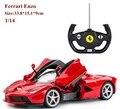 New car fãs presente 1/14 lf rc elétrico deriva carro de controle remoto veículo que pode abrir asa modelo de porta brinquedos de corrida de modelo hot juguetes