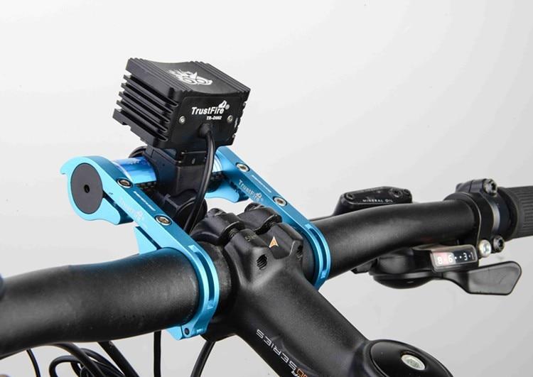 TrustFire Carbon Fiber Lighthouse Bike Biciklete Handlebar Extension - Çiklizmit - Foto 4