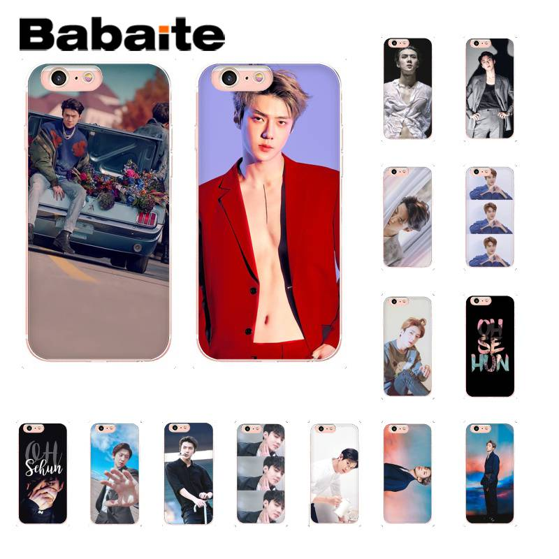 boy chanyeol exo iphone case