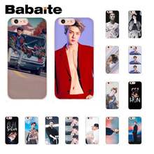 Babaite Sehun Chanyeol EXO cool pop boys Soft Phone Cover for iPhone X XS MAX 6 6s 7 7plus 8 8Plus 5 5S SE XR 11 11pro 11promax(China)