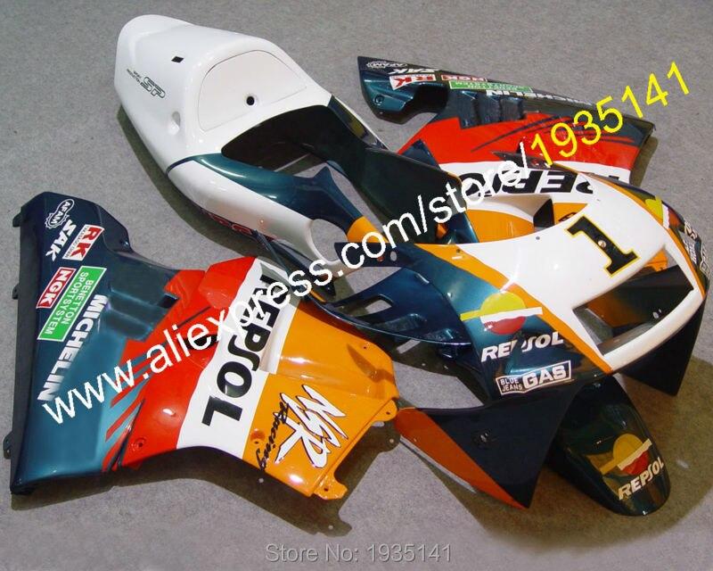 Hot Sales,Repsol For Honda NSR250R 1990 1991 1992 1993 MC21 NSR 250 R 90 91 92 93 motorbike bodywork Fairing (Injection molding)