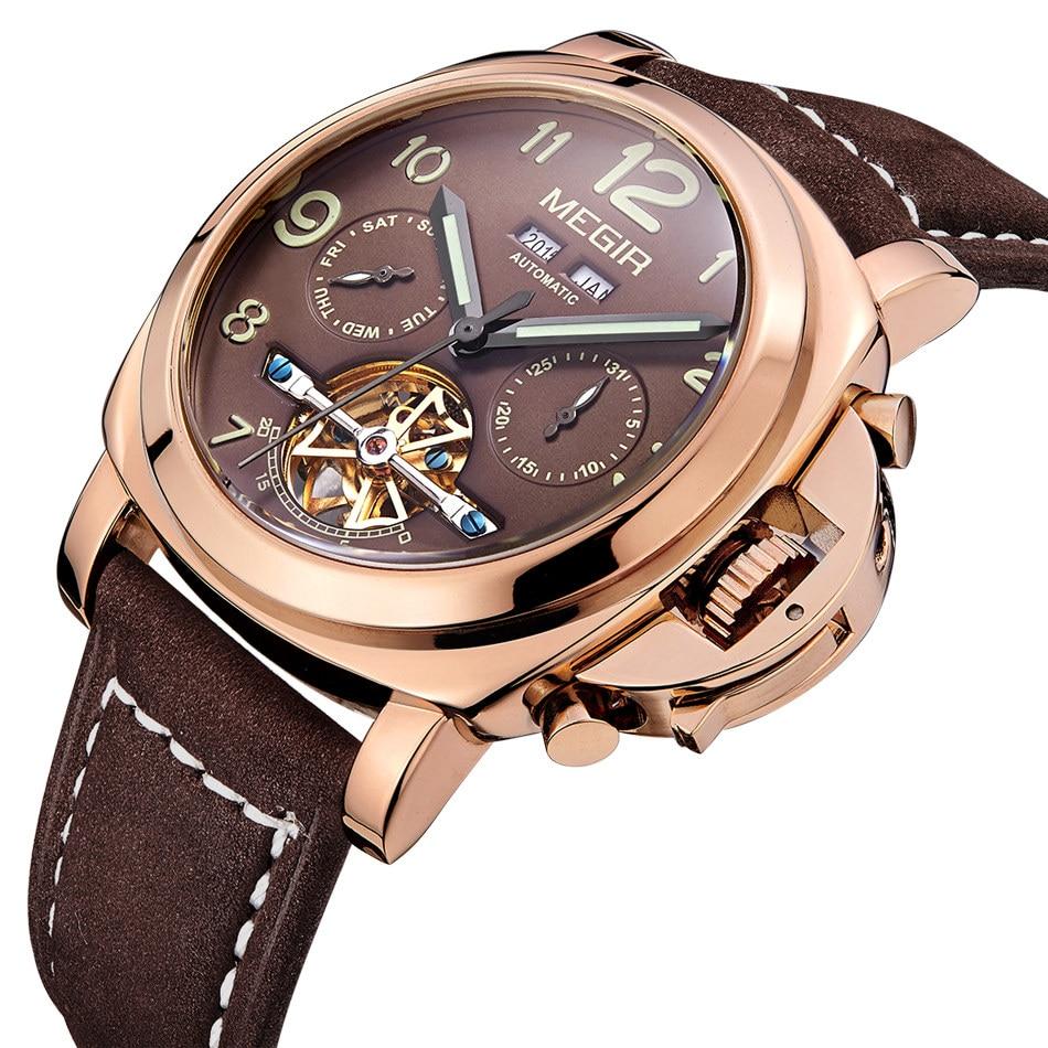Откройте для себя лучшие 25 самых популярных megir часы по лучшей цене!.