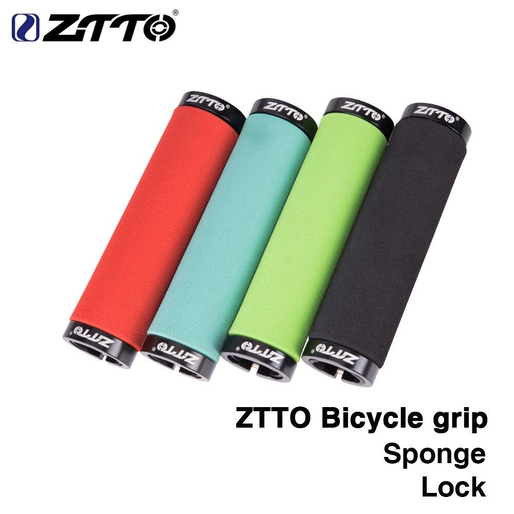 1 Pair ZTTO spugna Resistente Antiurto a Prova di Anti-Slip Grips per MTB Mountain Bike bicicletta Pieghevole Bicicletta A Scatto Fisso BMX con Bar Plug AG-361 Pair ZTTO spugna Resistente Antiurto a Prova di Anti-Slip Grips per MTB Mountain Bike bicicletta Pieghevole Bicicletta A Scatto Fisso BMX con Bar Plug AG-36