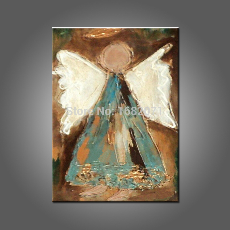 Popular Abstract Angel Paintings Buy Cheap Abstract Angel