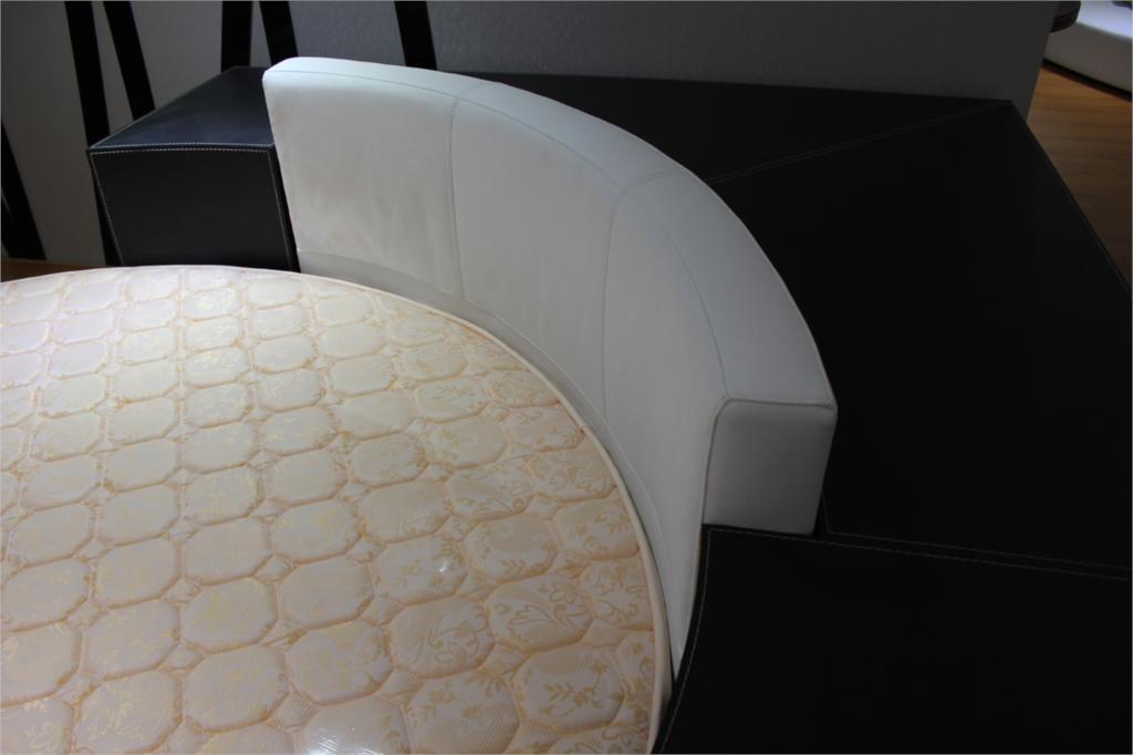 Italien Design, ægte læter med stort skabssæt, Top luksus Præcis - Møbel - Foto 2
