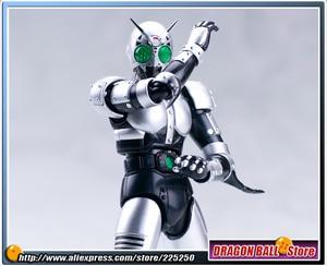 "Image 4 - Japan Kamen ""Masked Rider Black"" Original BANDAI Tamashii Nations SHF/ S.H.Figuarts Toy Action Figure   Shadow Moon V2.0"