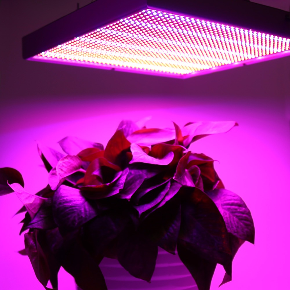 120 W 1365 LED Grow Light Panel Lamp Voor Indoor Veg bloei ...