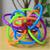 Nuevo Manhattan winkel juguete del bebé bola dientes dispositivo engranajes mordedor actividad edad para 0 M +