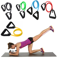 Sport Elastic Band Fitness Rubber Pull Rope Yoga Resistance Bands Muscle Bodybuilding Training Bands Elastic for Fitness
