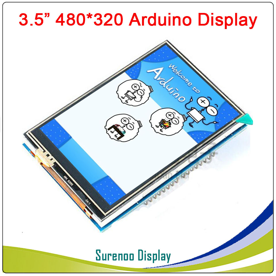 3.5 inch 480*320 TFT LCD Module Screen Display ILI9486 Controller for Arduino UNO R3 Mega25603.5 inch 480*320 TFT LCD Module Screen Display ILI9486 Controller for Arduino UNO R3 Mega2560