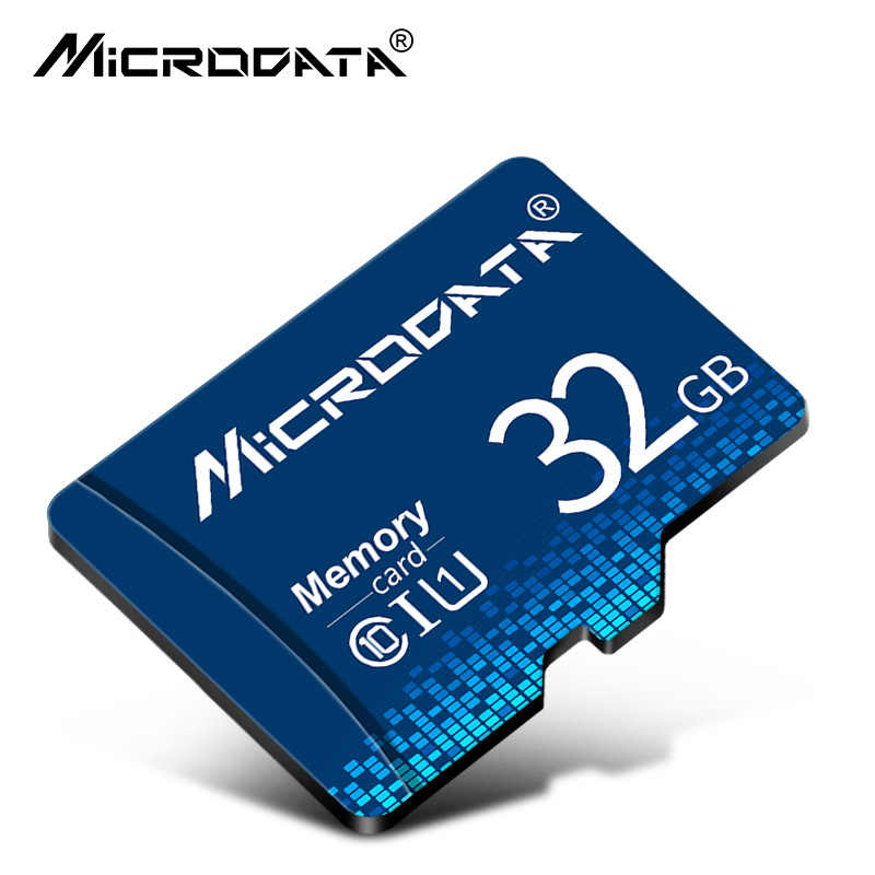 Новая карта флэш-памяти Micro SD карты класса 10 4 ГБ 8 ГБ 16 ГБ 32 ГБ 64 Гб 128 Гб Microsd внутренняя карта флэш-памяти для смартфона
