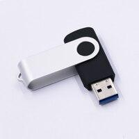Новинка 2017 года поступление Поворот Поворотный USB 2.0 реальная емкость карту флэш-памяти с интерфейсом USB 128 ГБ 256 ГБ для mac