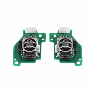 Image 2 - Left & Right Analog 3D Joystick Sticks Replacement for Nintendo for Wii U GamePad Controller
