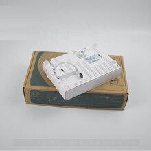 الأصلي ZTE F460 V3.0 EPON محطة ، FTTH ONU ، 4FE + 1 منافذ صوت واي فاي ميناء الطريق وضع الإنجليزية Firewar