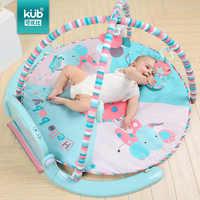 KUB bébé pédale piano fitness cadre 0-3 ans bébé musique jeu couverture nouveau-né jouets éducatifs