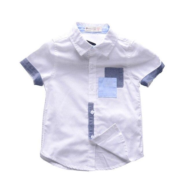 2017 летом с коротким рукавом Футболки для мальчиков ребенок бренд хлопка печати Футболки для девочек Малыш футболка детская одежда мальчик рубашки