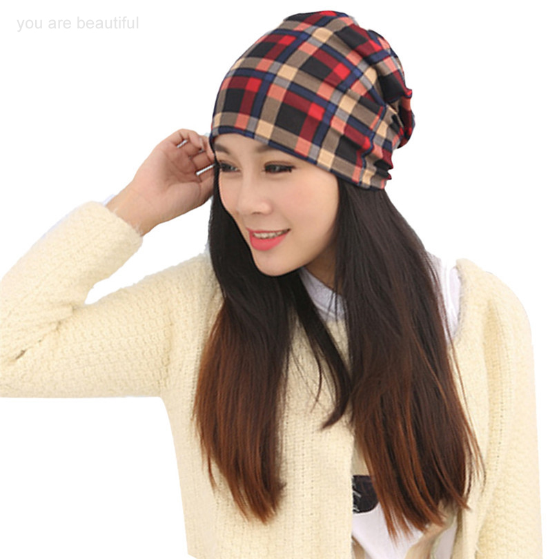 Fashion New Lattice Thin Hip-hop Summer Style  Skull Women Beanie Cap mens summer cap thin beanie cool skullcap hip hop casual hat forbusite