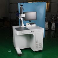 Hot sale 30W laser marker fiber laser marking machine for Jewellery, plastic, phone case engraving and marking