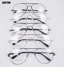זיכרון טיטניום גמיש מלא להגמיש גדול גודל תעופה אופטי משקפיים מסגרת משקפי שמש משקפיים Eyewear Rx