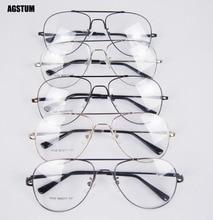 Memory Titanium Flexible Full flex Large Size Aviation Optical Eyeglass Frame For sunglasses Spectacles Eyewear Rx