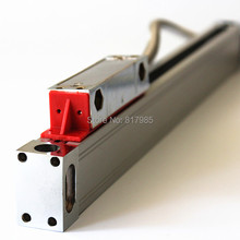High accuracy 5um Linear Scale linear encoder 100 150 200 250 300 350 400 450mm travel fit Sino Easson digital readout