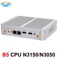 Partaker b5 business office mini pc com gen intel 14nm quad core processador n3150