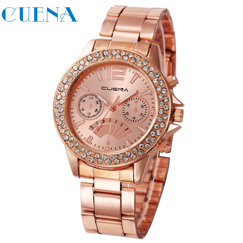 Watch Reloj relogio masculino 2017 women watches Stainless Steel Sport Quartz Hour Wrist Analog Watch  Clock   17apr27 el casa сумка холодильник синяя
