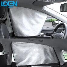 Car Side Sunshade Curtain Auto Mesh Visor Shield Side Window Solar Protection Hide UV Sun Shade Magnet 1 Step Installation цена 2017