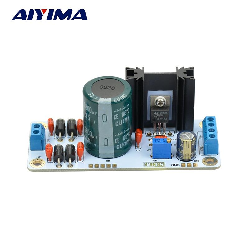 Aiyima 1PCS LT1084 5A Voltage Regulator Power Supply Module for Tube Amp Filament CDROM