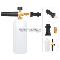YG High Pressure 1L Soap Foam Generator Foamer Sprayer Car Foam Gun Weapon Snow Foam Lance for Karcher K2 K3 K4 K5 K6 K7